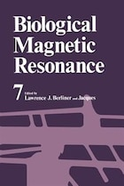 Biological Magnetic Resonance: Volume 7