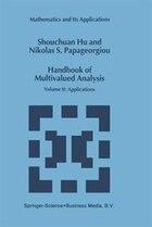 Handbook of Multivalued Analysis: Volume II: Applications