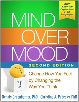 Book Mind Over Mood: Change How You Feel By Changing The Way You Think by Dennis Greenberger