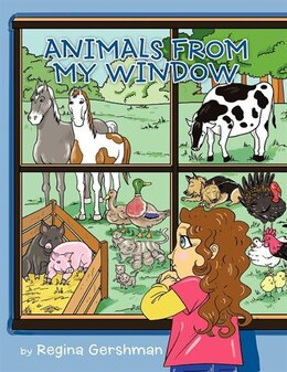 Book Animals From My Window by Regina Gershman