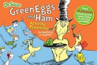 Green Eggs & Ham Placemat