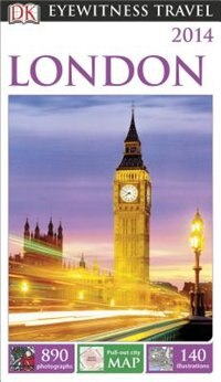 Book Dk Eyewitness Travel Guide: London by Dorling Dk Publishing