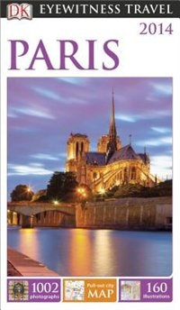 Book Dk Eyewitness Travel Guide: Paris by Dorling Dk Publishing