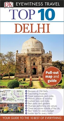 Book Top 10 Delhi by Dorling Dk