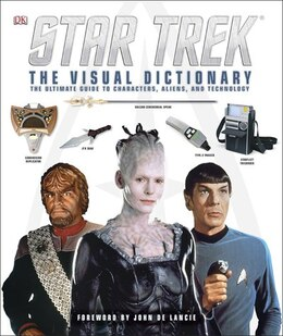 Book Star Trek: The Visual Dictionary by Paul Ruditis