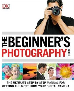 Book The Beginner's Photography Guide by Chris Gatcum