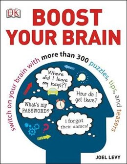 Book Boost Your Brain by Joel Levy