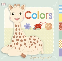 Book Sophie La Girafe: Colors by Dorling Dk
