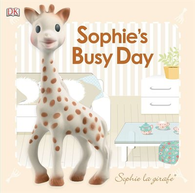 Book Baby Touch And Feel: Sophie La Girafe: Sophie's Busy Day by Dorling Dk