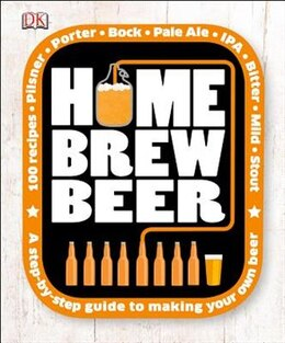 Book Home Brew Beer by Greg Hughes