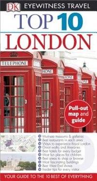 Book Top 10 London by Dorling Dk Publishing