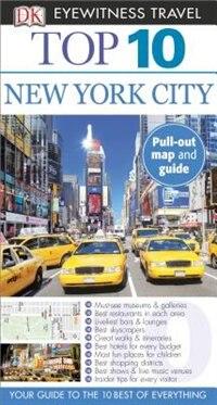 Book Top 10 New York City by Eleanor Berman