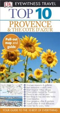 Book Top 10 Provence & Cote D'azur by Robin Gauldie