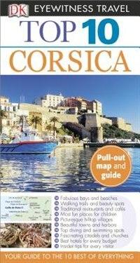Book Top 10 Corsica by Dorling Dorling Kindersley