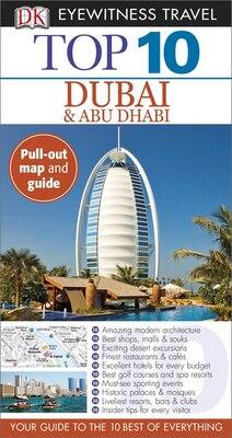 Book Top 10 Dubai & Abu Dhabi by Lara Dunston