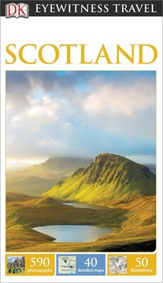 Book Dk Eyewitness Travel Guide: Scotland by Dorling Dk