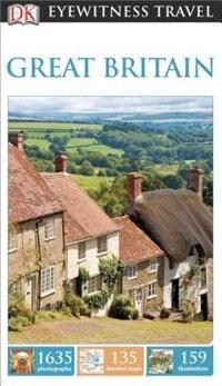 Book Dk Eyewitness Travel Guide: Great Britain by Dorling Dk