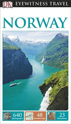 Book Dk Eyewitness Travel Guide: Norway by Dorling Dk