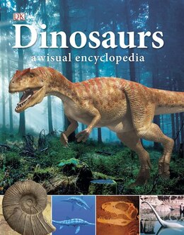 Book Dinosaurs: A Visual Encyclopedia by Dorling Dk