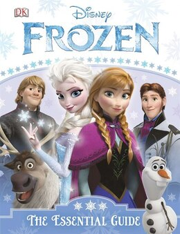 Book Frozen: The Essential Guide by Dorling Dk Publishing