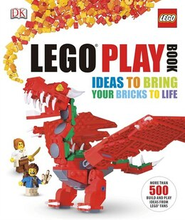 Book Lego Play Book: Ideas To Bring Your Bricks To Life by Daniel Lipkowitz