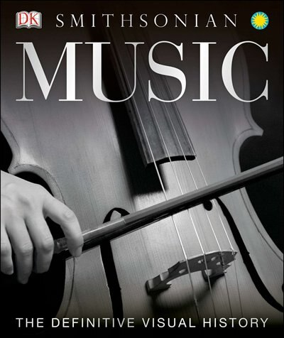 Music: The Definitive Visual History de Dk