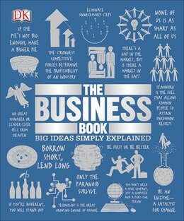 Book The Business Book by Dorling Dk