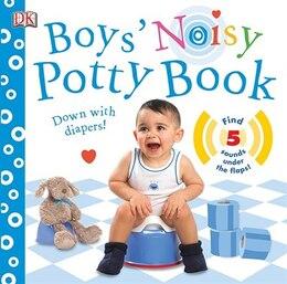 Book Boys' Noisy Potty Book by Dorling Dk