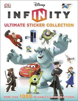 Book Ultimate Sticker Collection: Disney Infinity by Dorling Dk Publishing