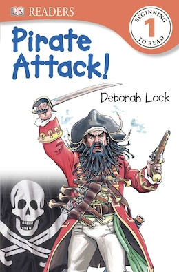 Book Dk Readers L1: Pirate Attack! by Laura Buller