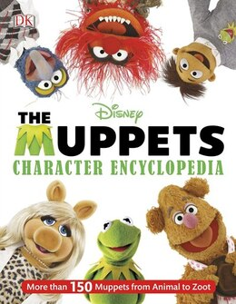 Book Muppets Character Encyclopedia by Dorling Dk Publishing
