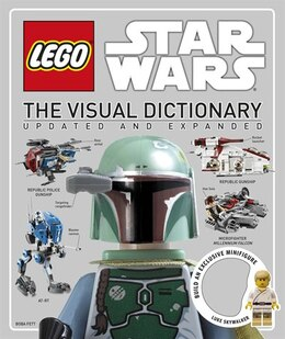 Book Lego Star Wars: The Visual Dictionary: Updated And Expanded by Simon Beecroft