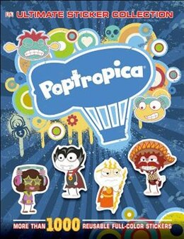 Book Ultimate Sticker Collection: Poptropica by Dorling Dk