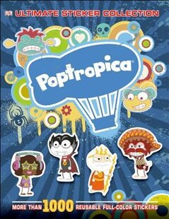 Ultimate Sticker Collection: Poptropica