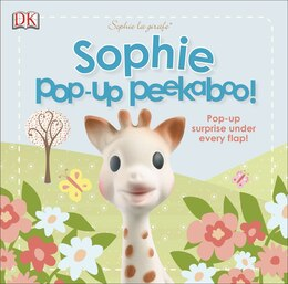 Book Sophie La Girafe: Pop-up Peekaboo Sophie! by Dorling Dk