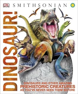 Book Dinosaur! by Dorling Dk