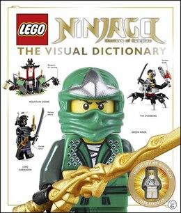 Book Lego Ninjago: The Visual Dictionary by Hannah Dolan