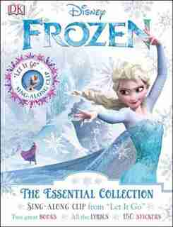 Disney Frozen: The Essential Collection by Dorling Dk