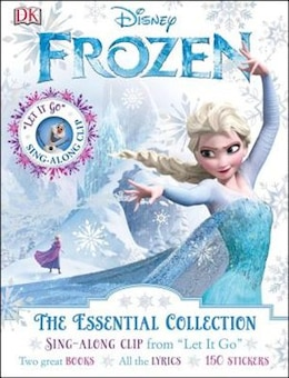 Book Disney Frozen: The Essential Collection by Dorling Dk