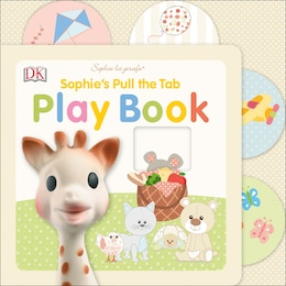 Book Sophie La Girafe: Sophie's Pull The Tab Play Book by Dk