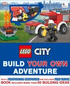 Book Lego City: Build Your Own Adventure by Dk