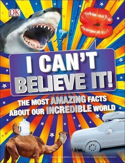 I Can't Believe It! by Dk