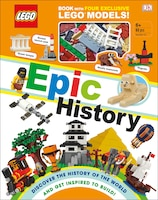 Lego Epic History: Includes Four Exclusive Lego Mini Models