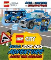 Lego City Build Your Own Adventure Police Chase: With Minifigure And Exclusive Model