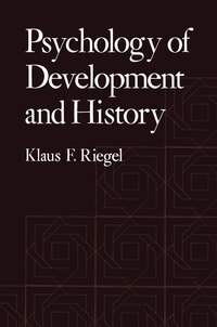 Psychology of Development and History