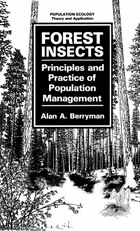 Forest Insects: Principles and Practice of Population Management