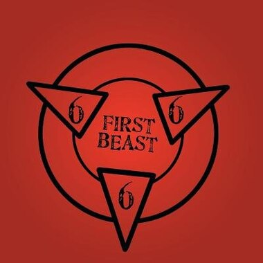 First Beast 666 by Richard L. Kelly