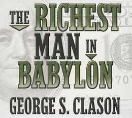 Book The Richest Man In Babylon by George S. Clason