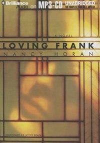 Book Loving Frank by Nancy Horan