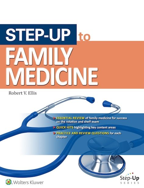 Step-up To Family Medicine by Robert Ellis